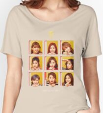 TWICE - TWICEcoaster Lane 2 Special Album Women's Relaxed Fit T-Shirt