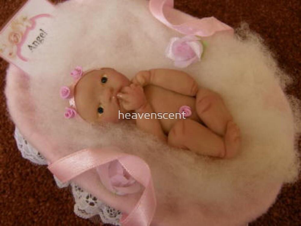 My Rosebudbaby called Angel by heavenscent