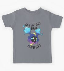 Get in the Bag Nebby! Kids Tee