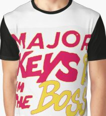 Nicki Minaj - Major Keys Graphic T-Shirt
