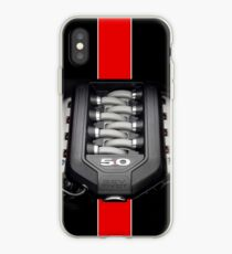 Ford Mustang 5.0 (iPhone and Samsung Case) iPhone Case