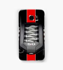 Ford Mustang 5.0 (iPhone and Samsung Case) Samsung Galaxy Case/Skin