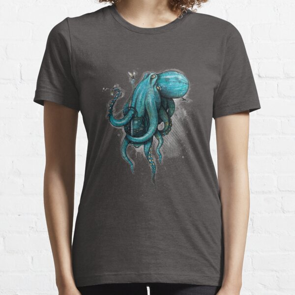 Transfusion Shirt (for dark shirts) Essential T-Shirt