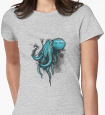 Transfusion Shirt (for light shirts) Womens Fitted T-Shirt