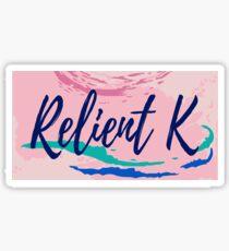Relient K La Croix Sticker