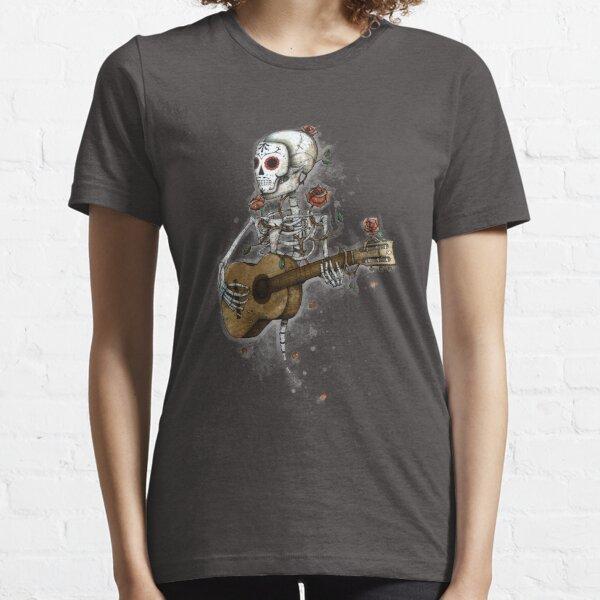 Calaca Shirt (for dark shirts) Essential T-Shirt