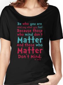 Read across america day - dr. seuss Women's Relaxed Fit T-Shirt