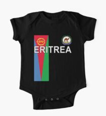 Eritrea National Jersey Shirt Design One Piece - Short Sleeve
