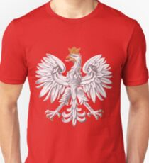 Poland National Eagle Deluxe Shirt T-Shirt