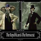 The Republican & The Democrat  by Richard  Gerhard