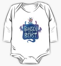 Bunsen is a Beast One Piece - Long Sleeve