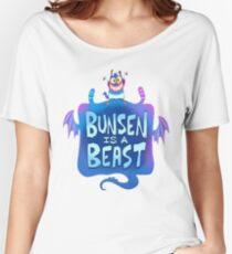 Bunsen is a Beast Women's Relaxed Fit T-Shirt
