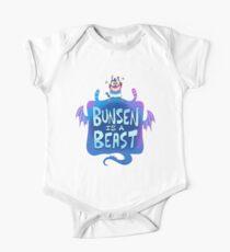 Bunsen is a Beast One Piece - Short Sleeve