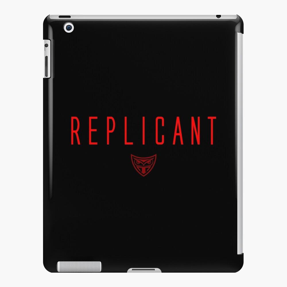 Blade Runner - Replicant - Rot Reinigen iPad-Hülle & Skin