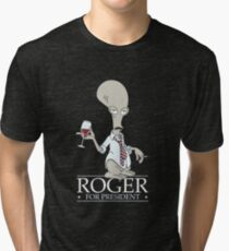 Roger for President Tri-blend T-Shirt