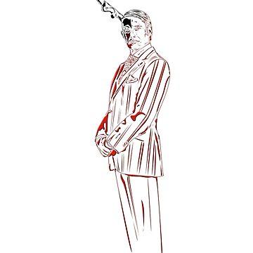 Hannibal by mddonnellan