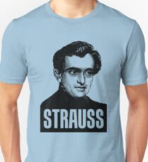 Johann Strauss (The Elder) Unisex T-Shirt
