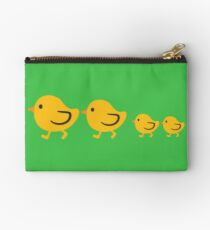 Family of chicks Studio Pouch