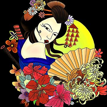 samurai women by motorbeat