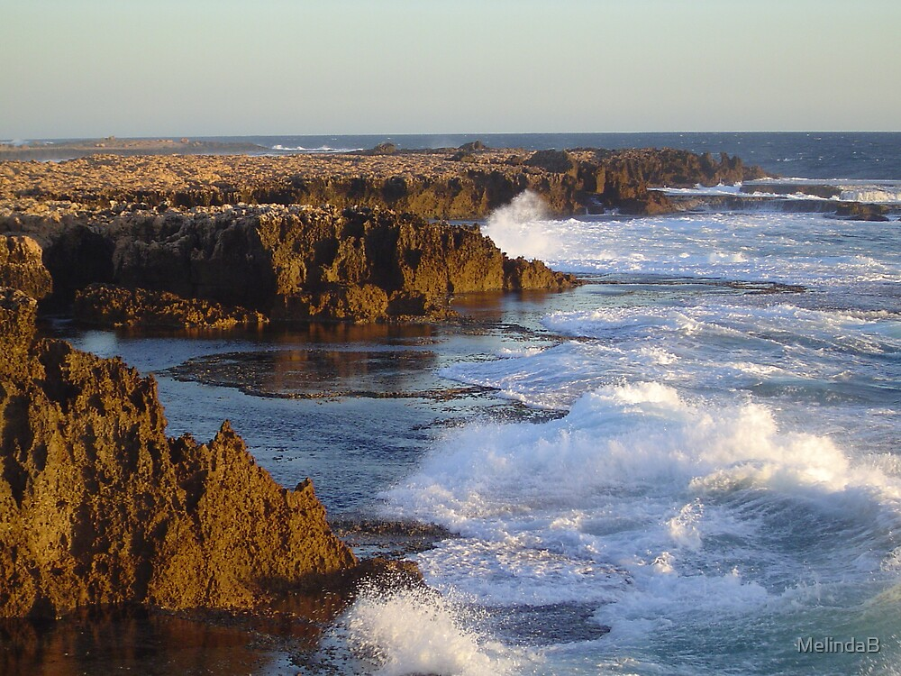Cliffs 2 by MelindaB