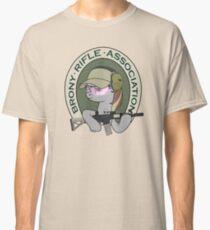 Brony Rifle Association BRA  Classic T-Shirt