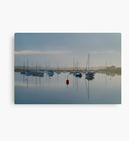Swan Bay, Queenscliff Canvas Print