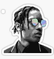Jiggy  Holographic Shades Sticker