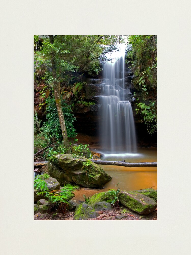 Alternate view of Horseshoe Falls Photographic Print