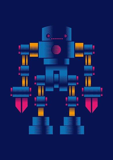 Big Robot by Marco Recuero