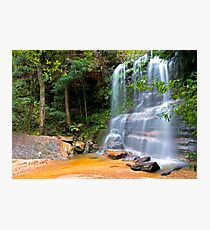Federal Falls Photographic Print