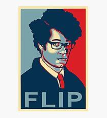 FLIP Photographic Print