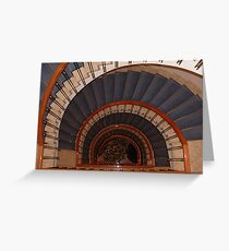 Staircase Greeting Card