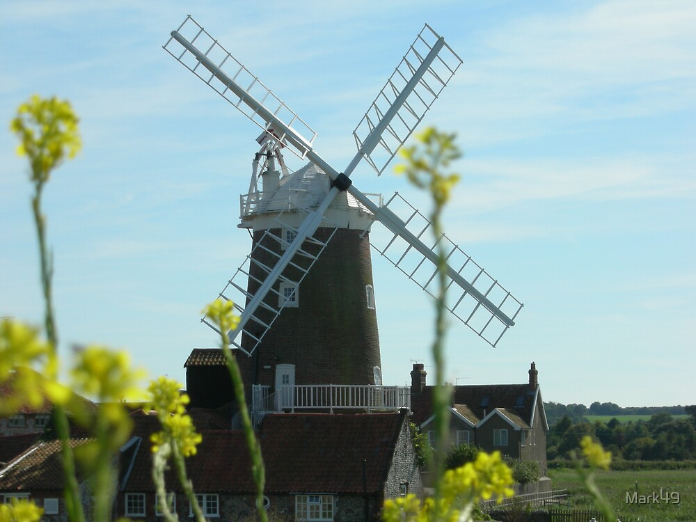 Cley Windmill by Mark49