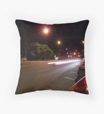 The transience of human life. Throw Pillow