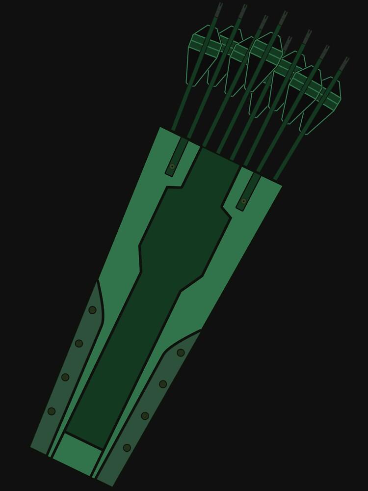 Arrow Quiver | Hoodie (Zipper)
