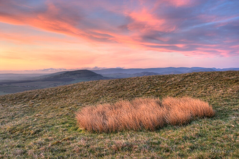 Souther Fell by Rich Gale