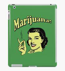 Marijuana! iPad Case/Skin