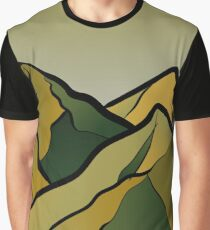 Mountains of the Wasteland Graphic T-Shirt