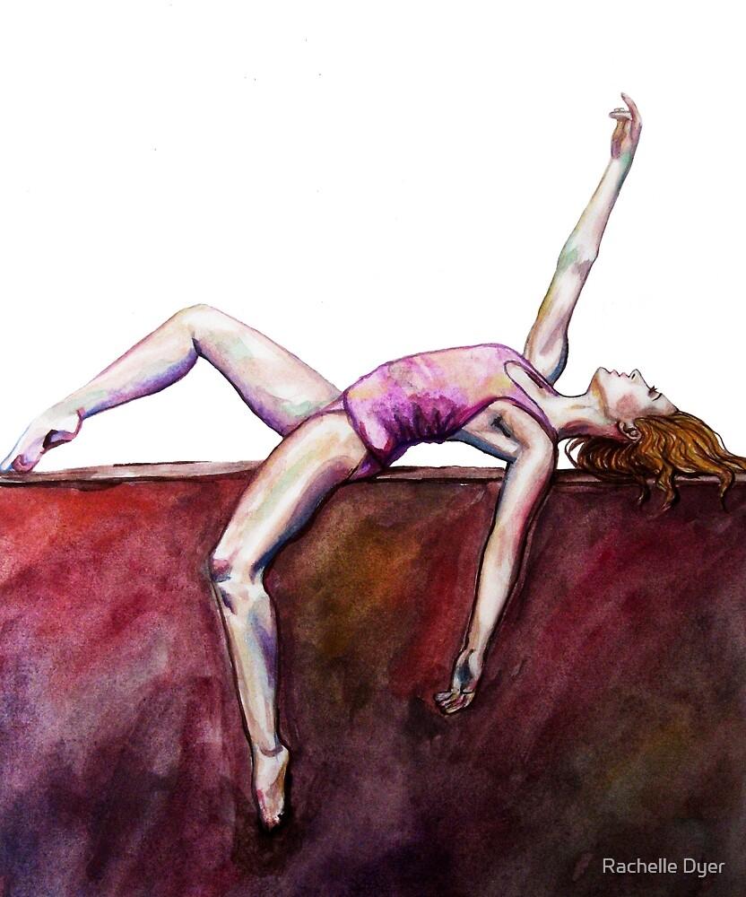 Dance Sketch 14 by Rachelle Dyer