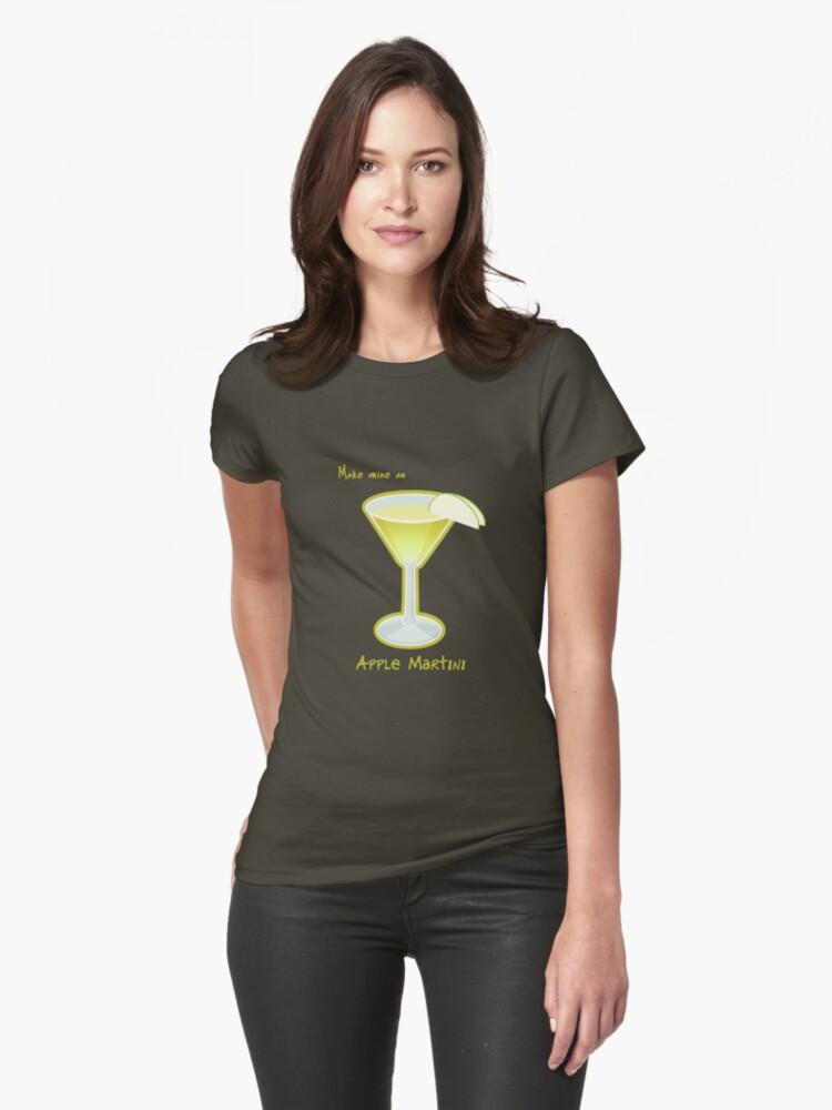 Make mine an Apple Martini by Joumana Medlej