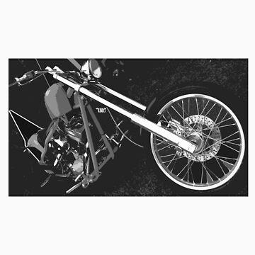 Classic Bike by janewilkinson