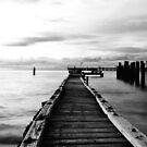Broken Pier by Richard Owen