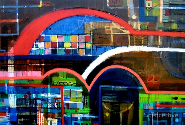 Boundary & West by Spencertive