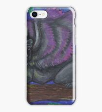 Winged Panther iPhone Case/Skin
