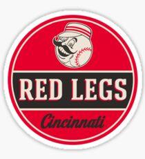 Cincinnati Redlegs Sticker