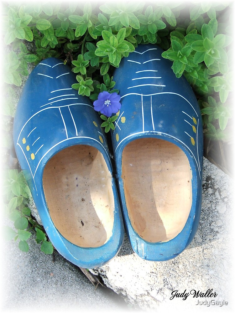 My Wooden Shoes by Judy Gayle Waller
