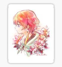Yona Sticker