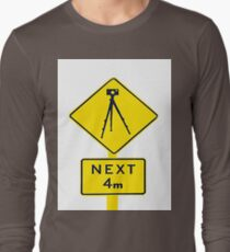 Tripod Ahead Long Sleeve T-Shirt