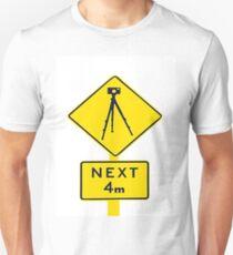 Tripod Ahead Unisex T-Shirt