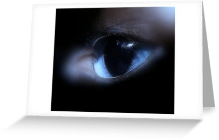 Window to soul by Sorin  Reck